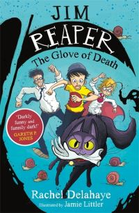 The glove of death, Illustrated by Jamie Littler
