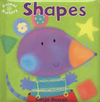 Shapes, illustrated by S. Rescek