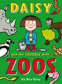 Daisy and the trouble with zoos, illustrated by G. Parsons