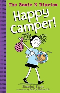 Happy camper!, Illustrated by Sally Heinrich