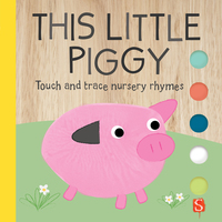 This little piggy, Illustrated by Emily Bannister