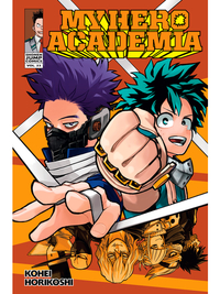 Our brawl, [electronic resource], Kohei Horikoshi