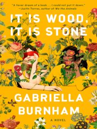 It is wood, it is stone, a novel, [electronic resource], Gabriella Burnham