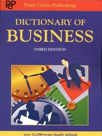 Dictionary of business, P.H. Collin