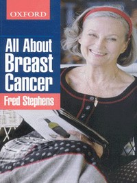 All about breast cancer, Fred Stephens