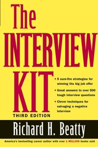 The interview kit, Richard H. Beatty