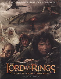 The Lord of the rings complete visual companion, Jude Fisher