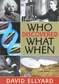 Who discovered what when, David Ellyard