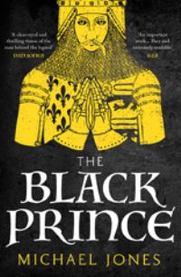 The black prince, Michael Jones