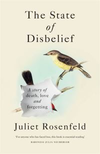 The state of disbelief, Juliet Rosenfeld