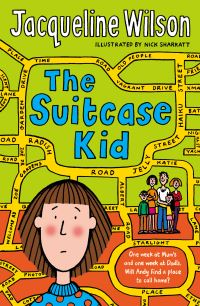 The suitcase, [electronic resource], Jacqueline Wilson