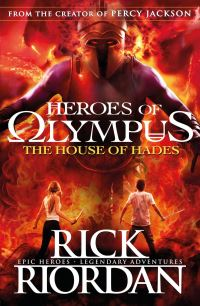 The House of Hades, [electronic resource], by Rick Riordan