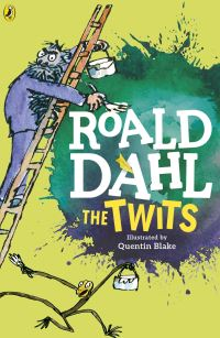The Twits, [electronic resource], Roald Dahl, illustrated by Quentin Blake